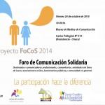 Invitacion FoCoS