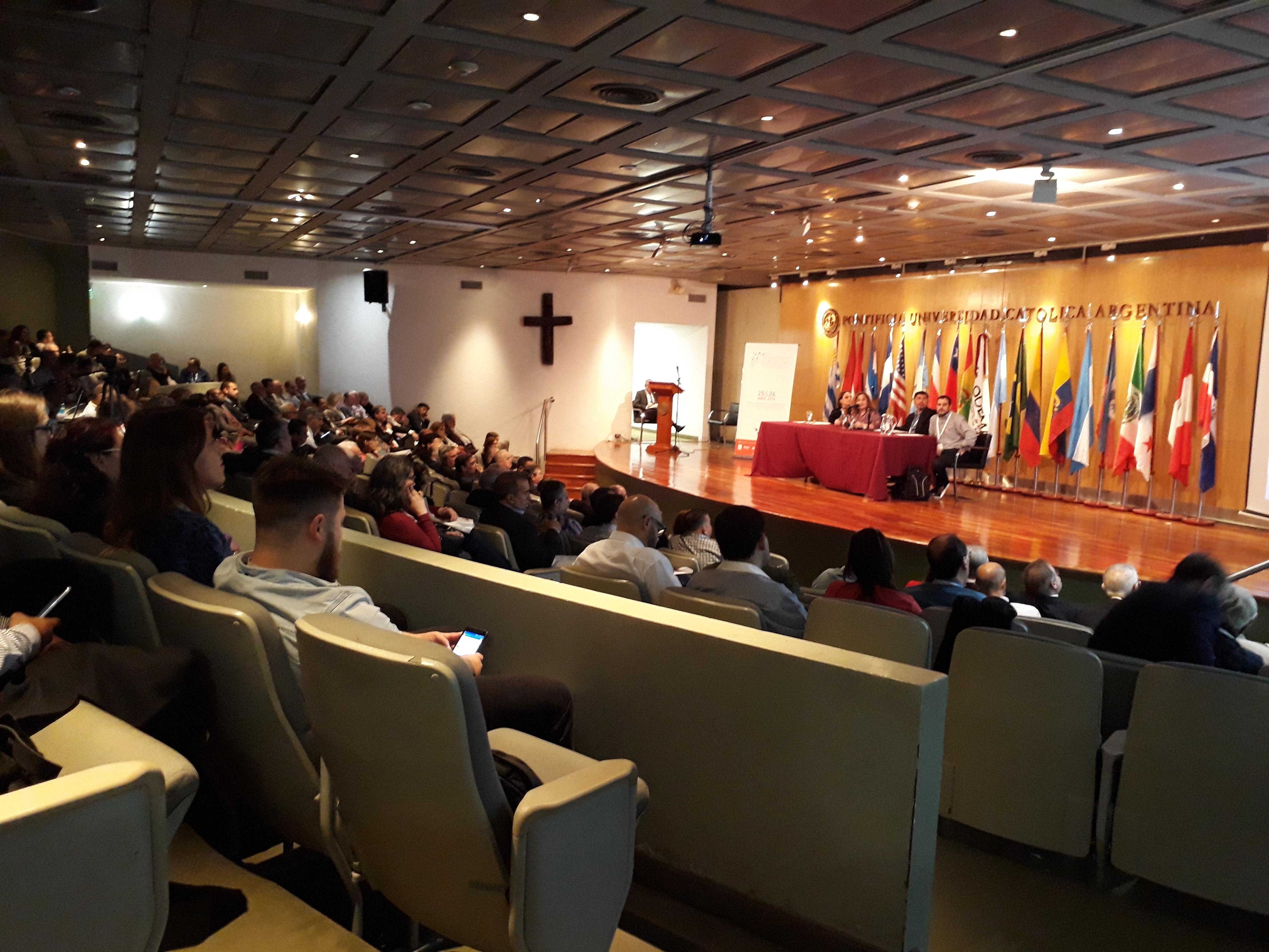 Conam particip del ix foro intercontinental de mutualismo for Oficina relaciones internacionales uam