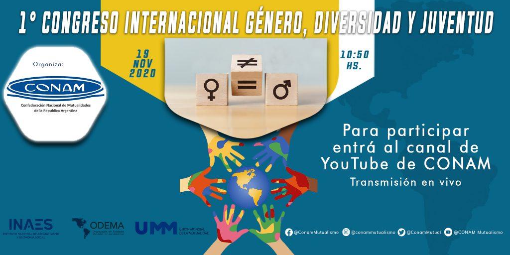 Congreso Género Juventud y Diversidad