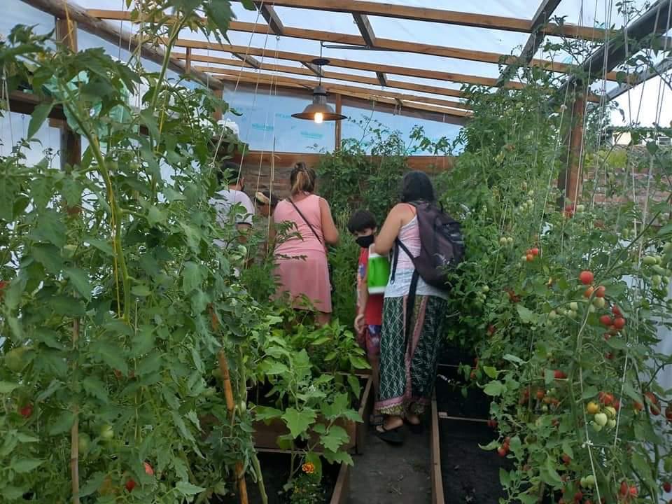Agroecología sustentable en Santa Clara del Mar