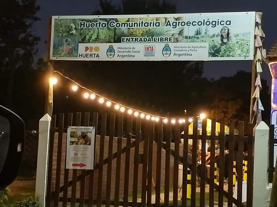 Huerta Agroecológica de Santa Clara del Mar